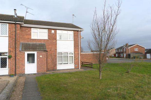 3 Bedrooms Town House for sale in Yeomans Dale, East Goscote, LE7