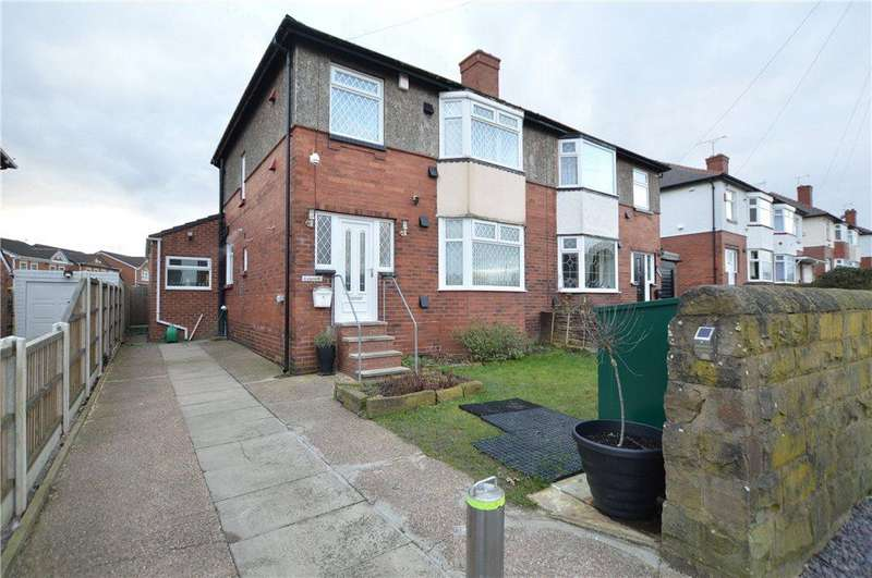 3 Bedrooms Semi Detached House for sale in Leacroft, Bradford Road, Tingley, Wakefield