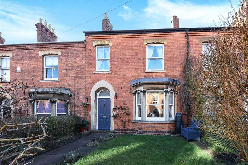 4 Bedrooms Terraced House for sale in Gladstone Terrace, Grantham, NG31
