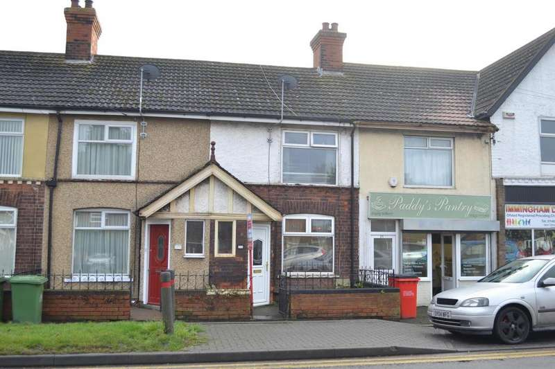 3 Bedrooms Terraced House for sale in Pelham Road, Immingham, North East Lincolnshire, DN40