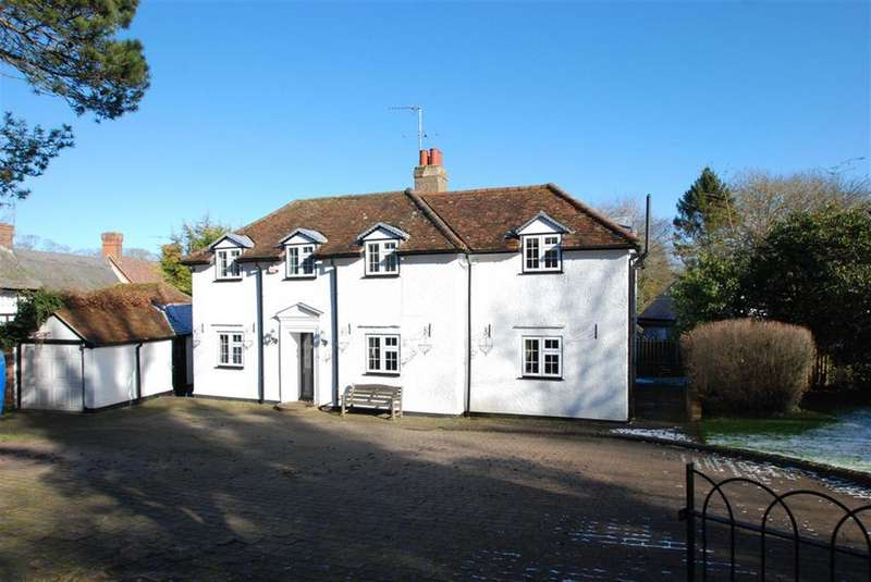 5 Bedrooms Detached House for sale in Westmill, Buntingford, Hertfordshire, SG9 9LL