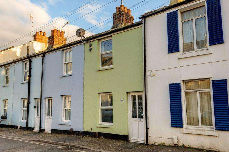 2 Bedrooms Terraced House for sale in Station Road, Worthing