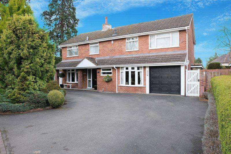 5 Bedrooms Detached House for sale in Church Walk, Stourport-On-Severn DY13 0AL