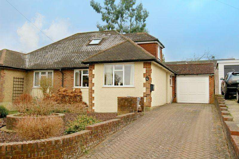 3 Bedrooms Semi Detached House for sale in Auckland Road, Caterham