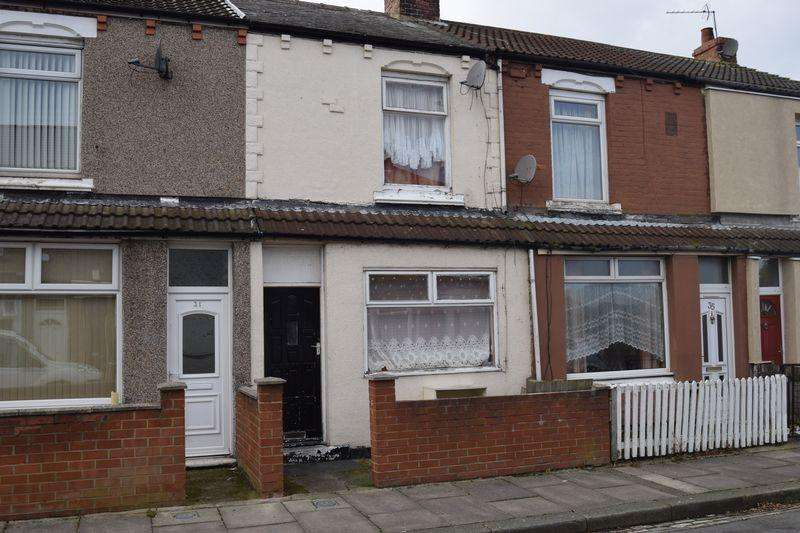 2 Bedrooms Terraced House for sale in Frederick Street, North Ormesby