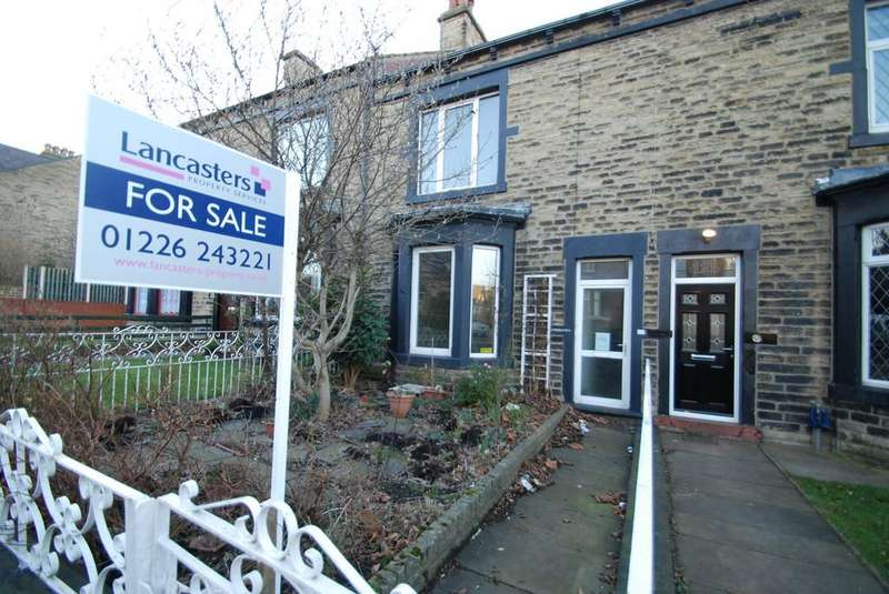 4 Bedrooms Terraced House for sale in Park Grove, Barnsley S70