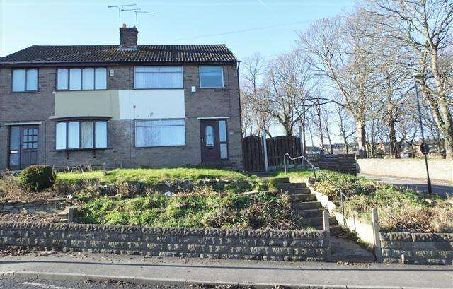 3 Bedrooms Semi Detached House for sale in Beaverhill Road, Woodhouse, Sheffield, S13 7UA