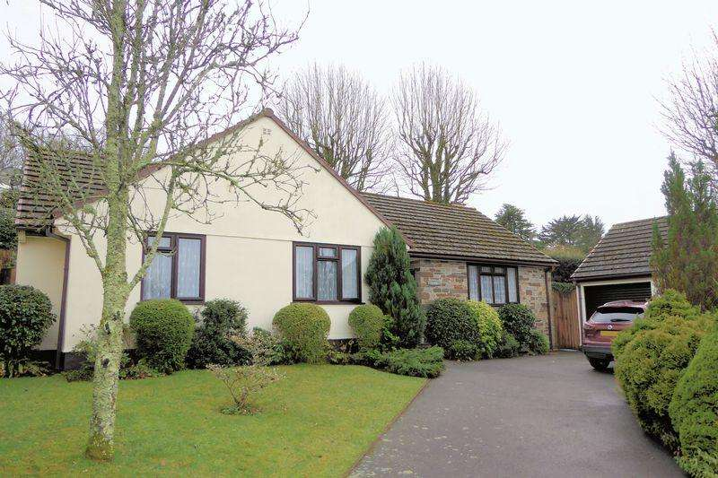 3 Bedrooms Bungalow for sale in Heather Close, Tavistock