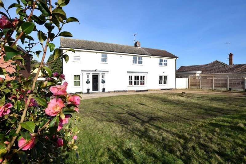 5 Bedrooms Detached House for sale in West Mersea