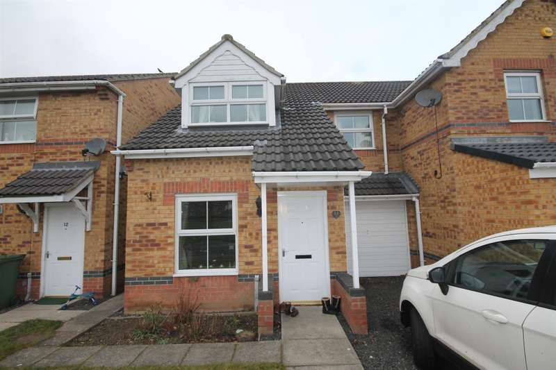 3 Bedrooms Semi Detached House for sale in Woodland View, Shildon