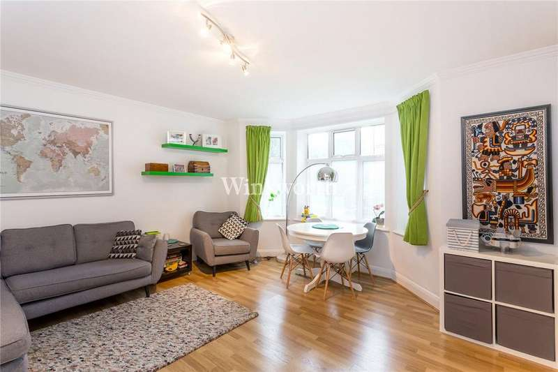 2 Bedrooms Flat for sale in Old Park House, Old Park Road, London, N13