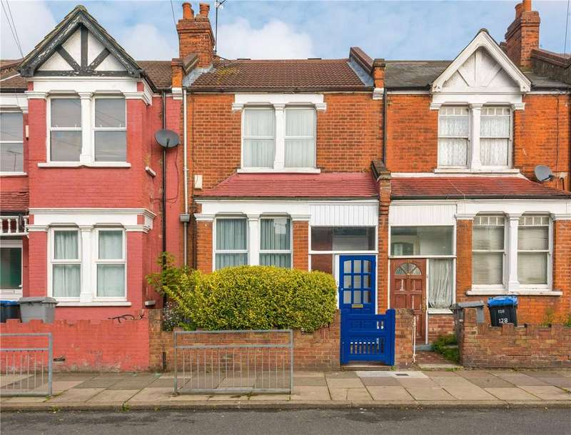 3 Bedrooms House for sale in Harlesden Road, London, NW10