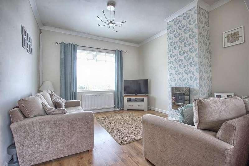 3 Bedrooms Terraced House for sale in West Terrace, New Marske