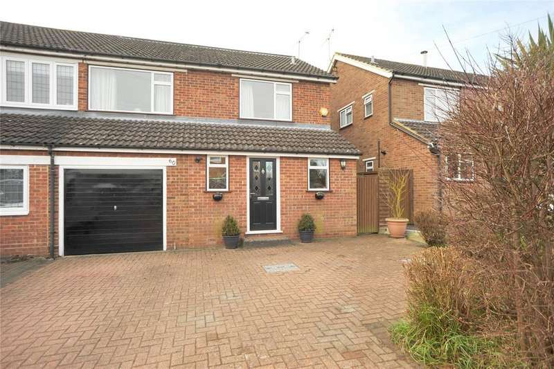 4 Bedrooms Semi Detached House for sale in Meadow Rise, Blackmore, Ingatestone, Essex, CM4
