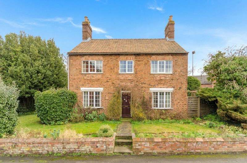 4 Bedrooms Detached House for sale in West Road, Billingborough, Sleaford, NG34