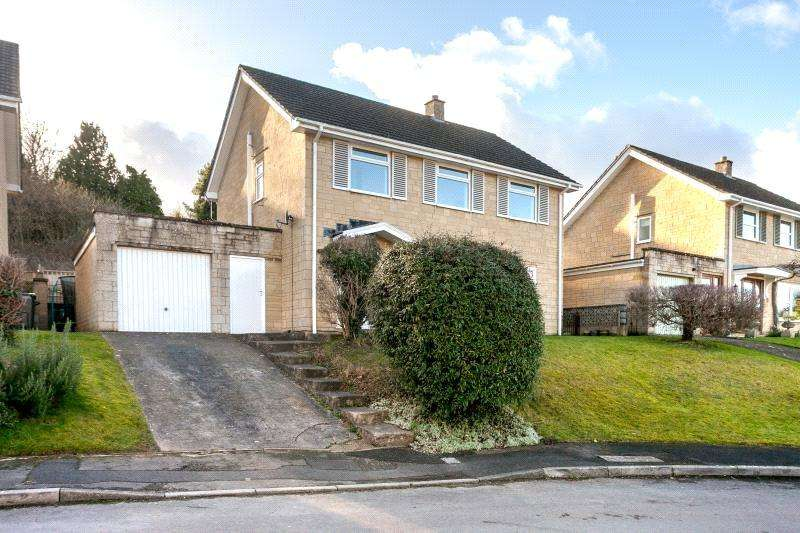 4 Bedrooms Detached House for sale in Littlemead, Ashley, Box, SN13