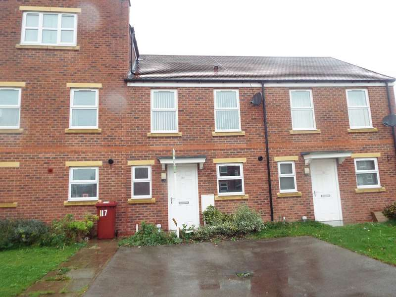 2 Bedrooms Property for rent in Church Drive, Shirebrook, Nottinghamshire NG20