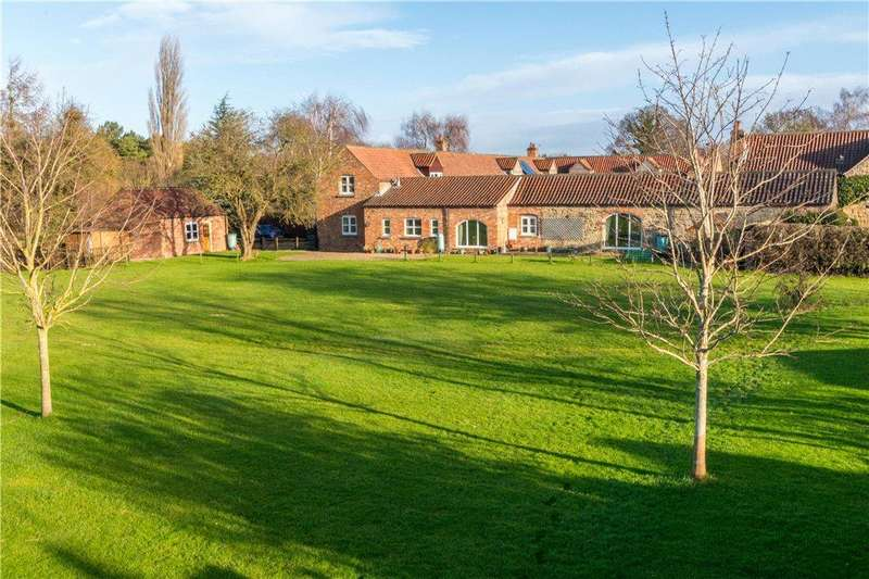 4 Bedrooms Unique Property for sale in Meadowside, Baldersby, Thirsk, North Yorkshire