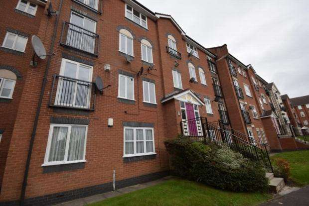 2 Bedrooms Apartment Flat for rent in St Davids Court, Sherborne Street, Manchester M8 8NT