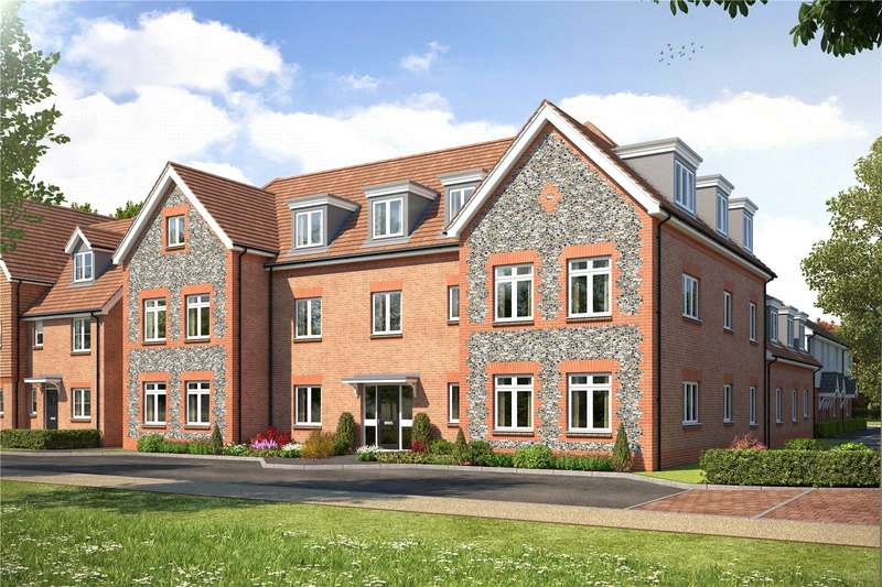 2 Bedrooms Apartment Flat for sale in Cresswell Park, Roundstone Lane, Angmering, BN16