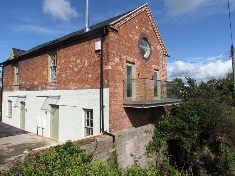 2 Bedrooms Semi Detached House for rent in The Bakery, Weston, Oswestry SY10