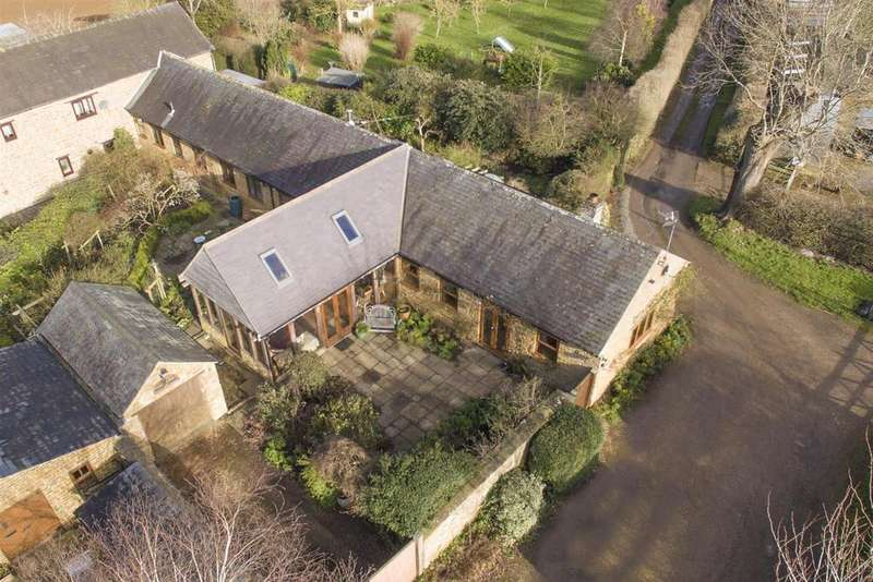 3 Bedrooms Barn Conversion Character Property for sale in Lapin Lane, Thorpe Underwood
