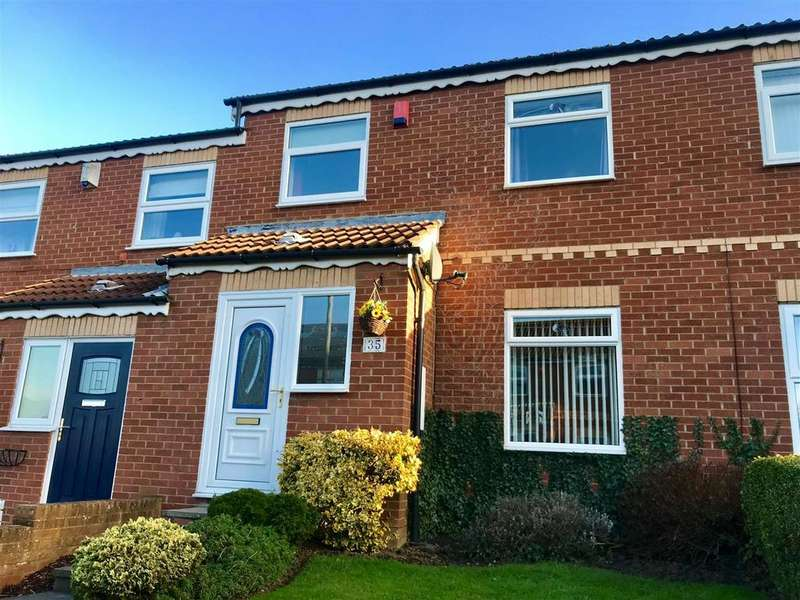 3 Bedrooms Terraced House for sale in Bracknell Road, Thornaby
