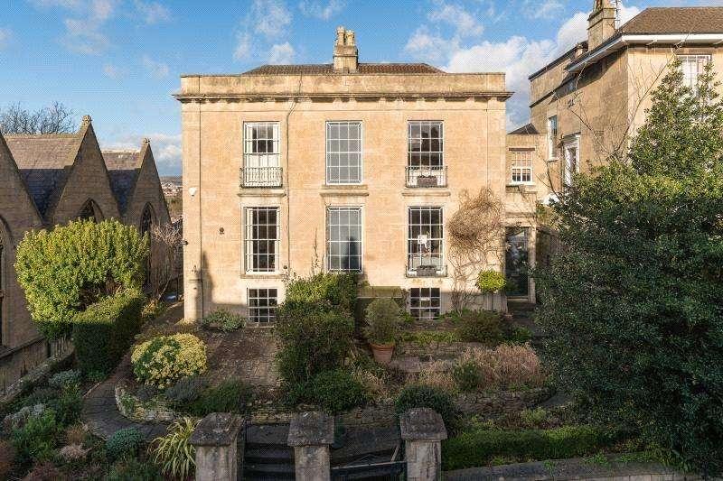 6 Bedrooms Semi Detached House for sale in Cambridge Place, Bath, BA2