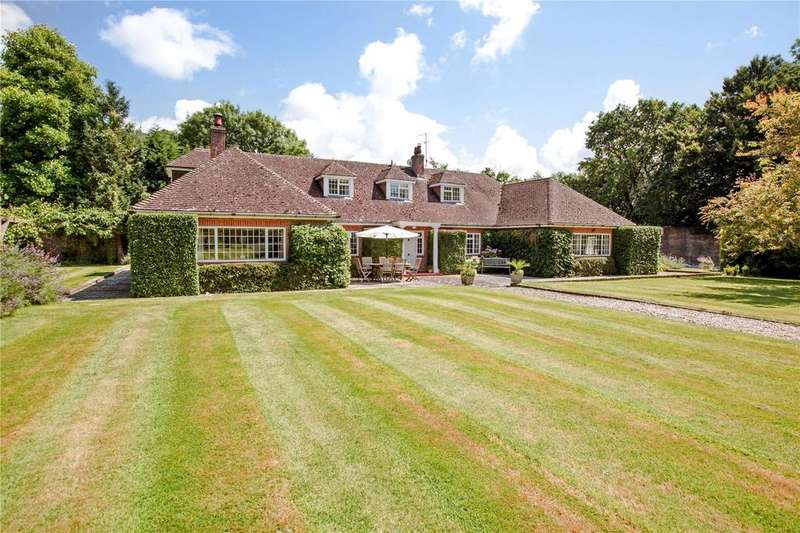 5 Bedrooms Detached House for sale in Clyffe, Tincleton, Dorchester, Dorset, DT2