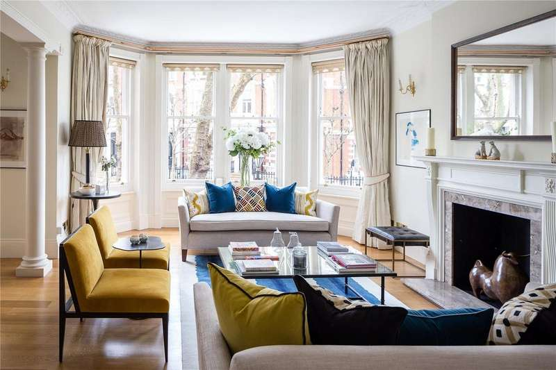4 Bedrooms Apartment Flat for sale in Campden Hill Road, Kensington, London, W8
