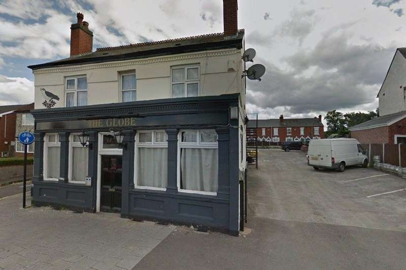 1 Bedroom House Share for rent in The Globe Pub, Park Street, West Bromwich B70