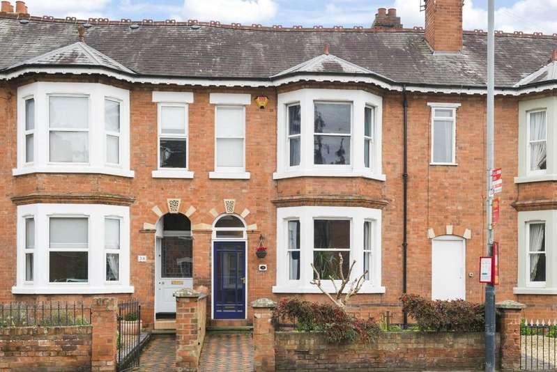 4 Bedrooms Terraced House for sale in Evesham Place, Stratford-Upon-Avon