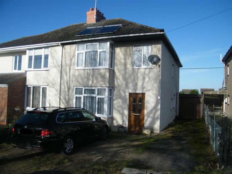 3 Bedrooms Semi Detached House for sale in Low Lane, Calne