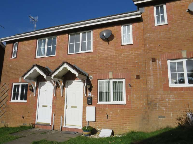 2 Bedrooms Terraced House for sale in Clos Ger Y Bryn, Tircoed Forest Village, Swansea