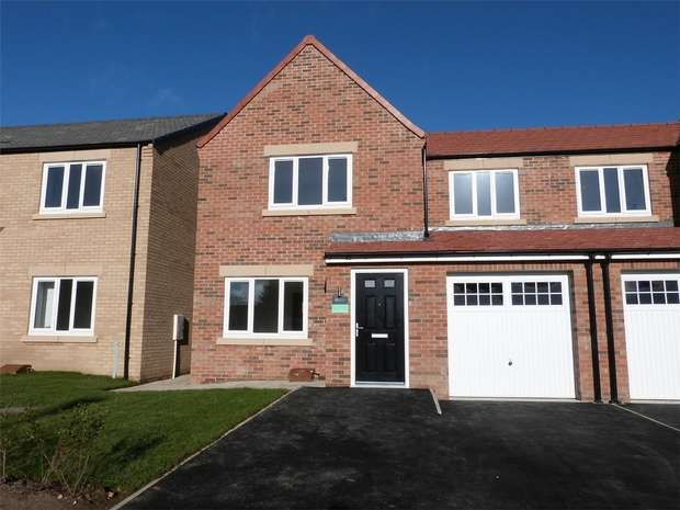 3 Bedrooms Semi Detached House for sale in *PLOT 4 - The Mason 3 Bed Semi-detached*, Eden Field, Newton Aycliffe, Durham