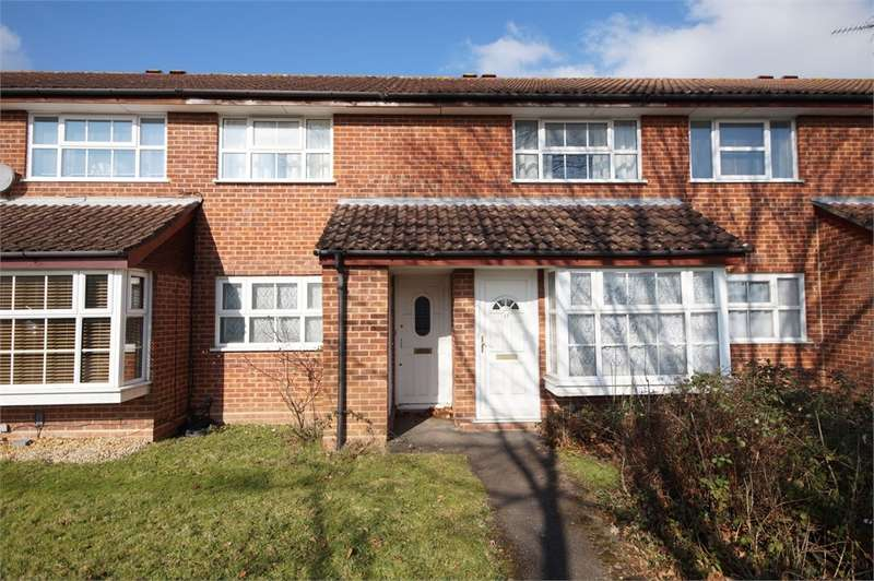 2 Bedrooms Maisonette Flat for sale in Chittering Close, Lower Earley, READING, Berkshire