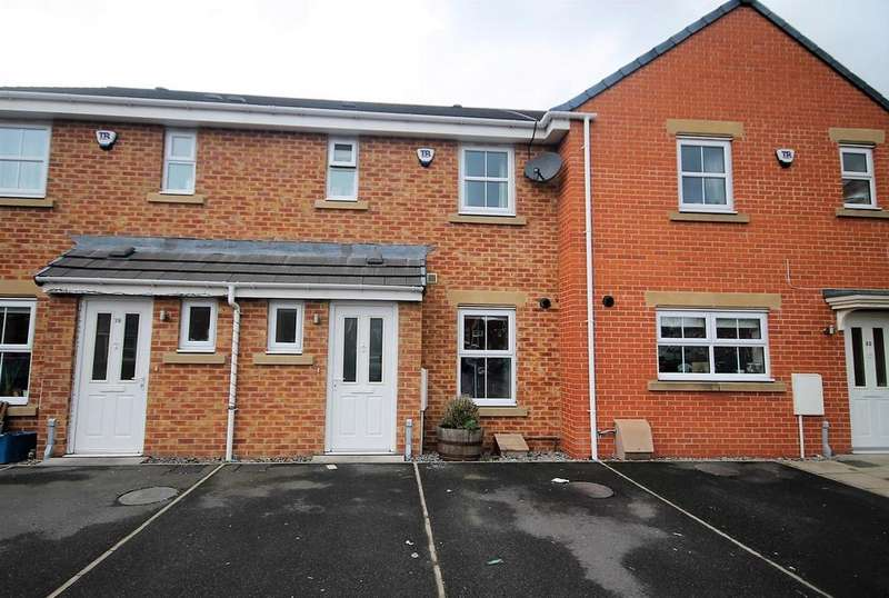 3 Bedrooms Terraced House for sale in Densham drive, Stockton on tees