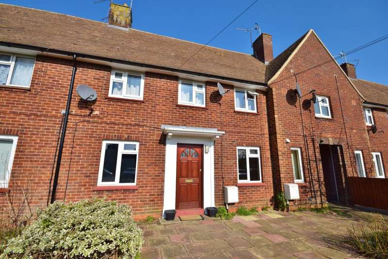 2 Bedrooms Maisonette Flat for sale in South View, Basingstoke, RG21