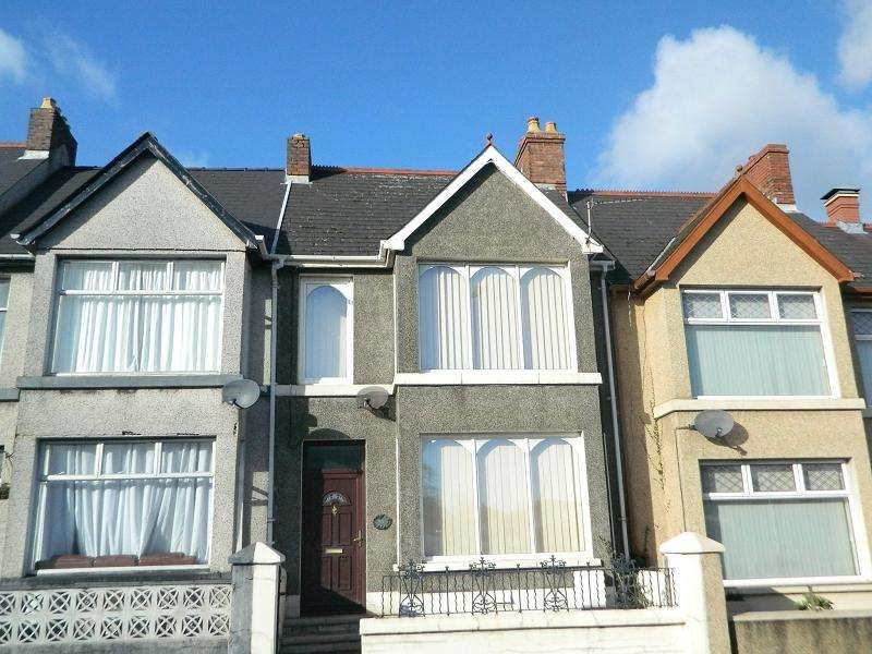 4 Bedrooms Terraced House for rent in 85 Great North Road, Milford Haven SA73 2ND