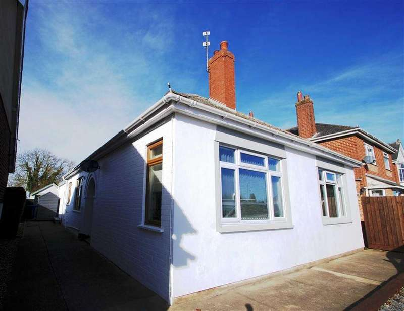 4 Bedrooms Detached Bungalow for sale in London Road, Wyberton, Boston
