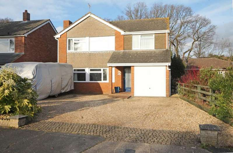 4 Bedrooms Detached House for sale in Brookfield Gardens SO31