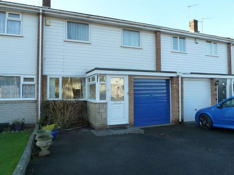3 Bedrooms Semi Detached House for rent in Winchester Close, Hagley