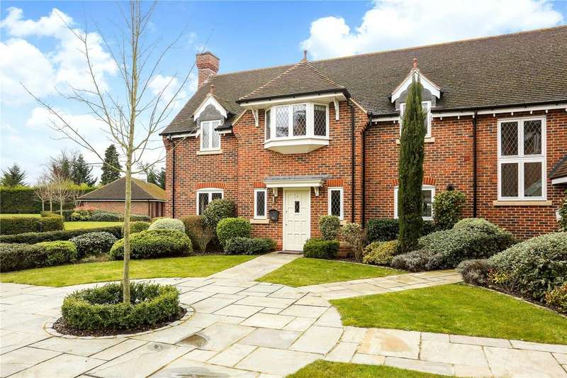 3 Bedrooms End Of Terrace House for sale in Cranbourne Hall, Drift Road, Winkfield, Windsor, SL4