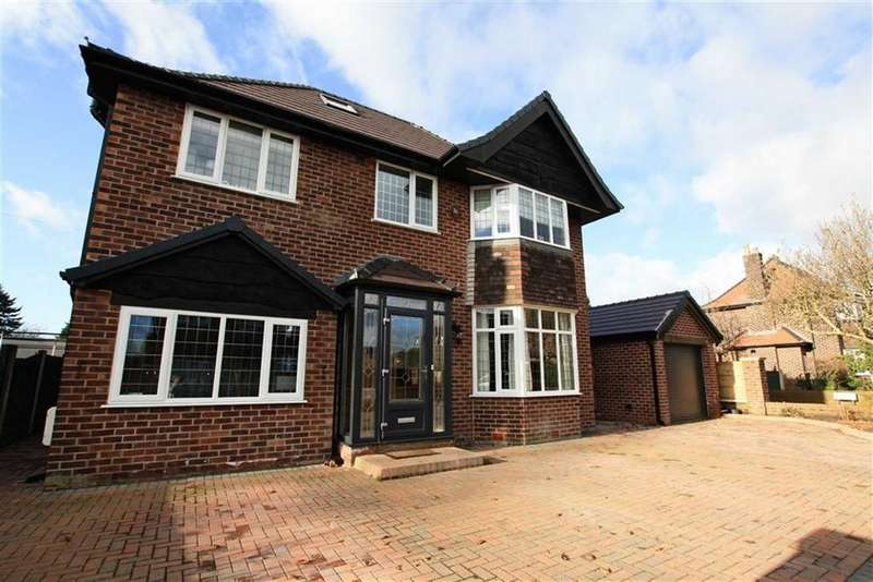 5 Bedrooms Detached House for sale in Sandown Drive, Sale