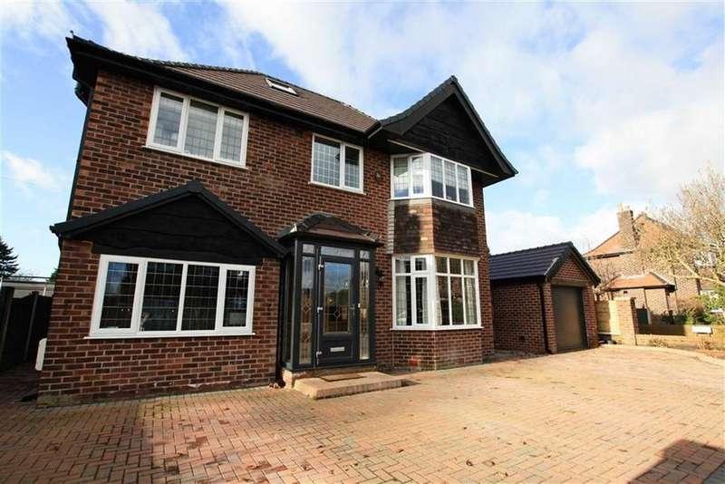 5 Bedrooms Detached House for sale in Sandown Drive, Sale