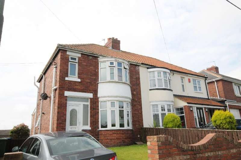3 Bedrooms Semi Detached House for rent in West Lane, Trimdon Village