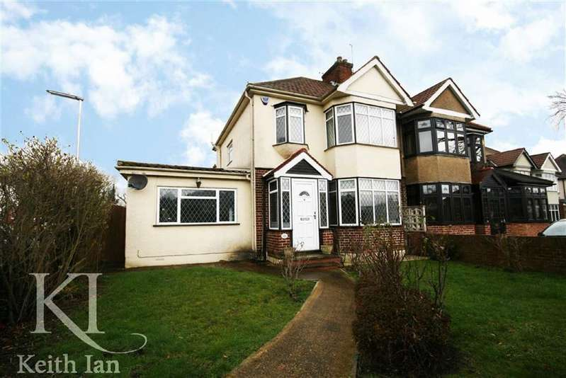3 Bedrooms Semi Detached House for sale in High Road, Broxbourne