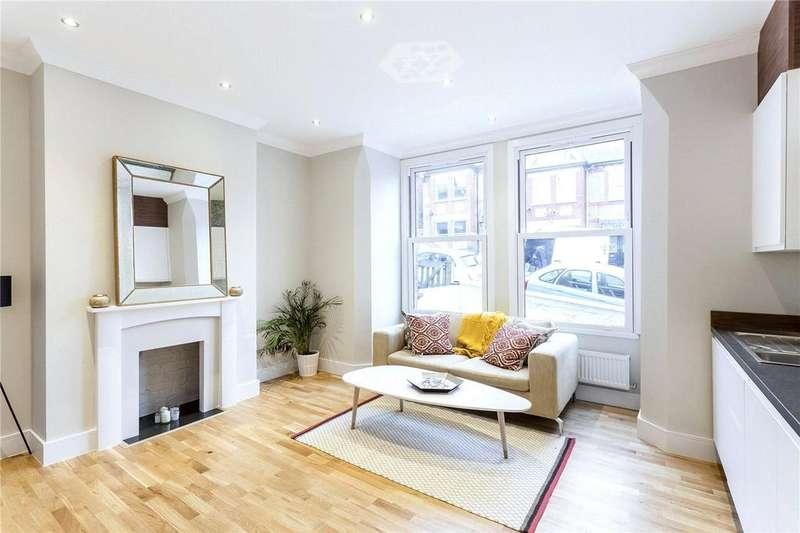 2 Bedrooms Terraced House for sale in Uplands Road, London, N8