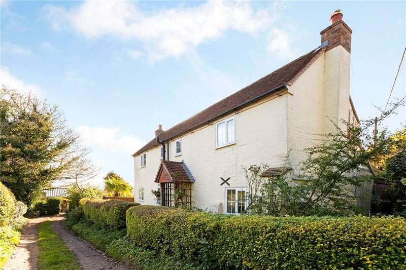 3 Bedrooms Detached House for sale in Johnsons Lane, Cold Ash, Thatcham, Berkshire, RG18