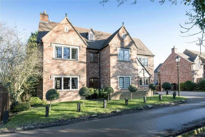5 Bedrooms Detached House for sale in Flecknoe, Rugby, Warwickshire, CV23